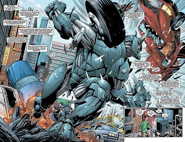Ultimate Spider-Man (2000-2009) #28