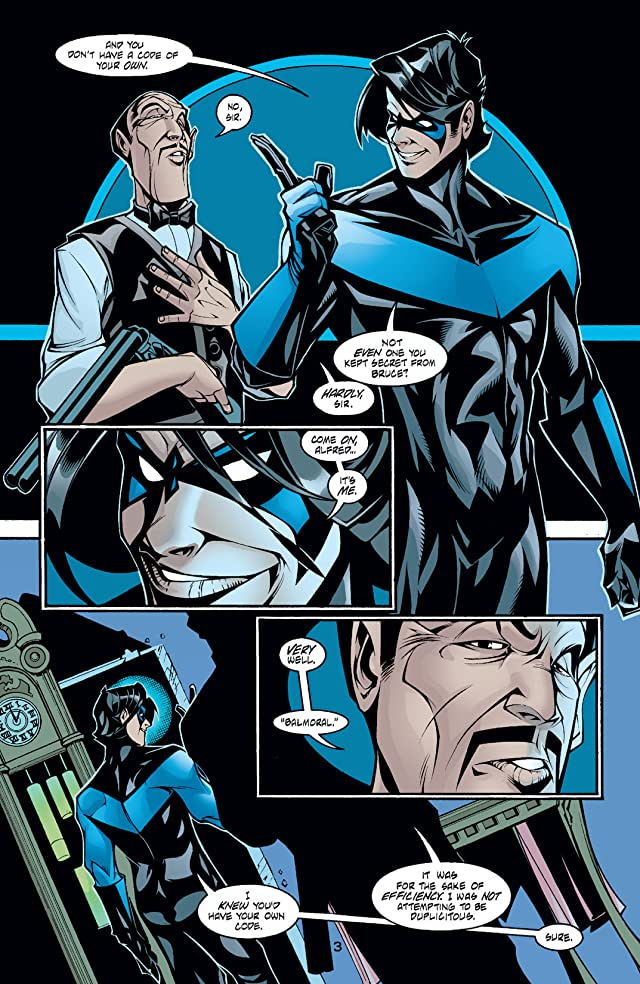 click for super-sized previews of Nightwing (1996-2009) #68