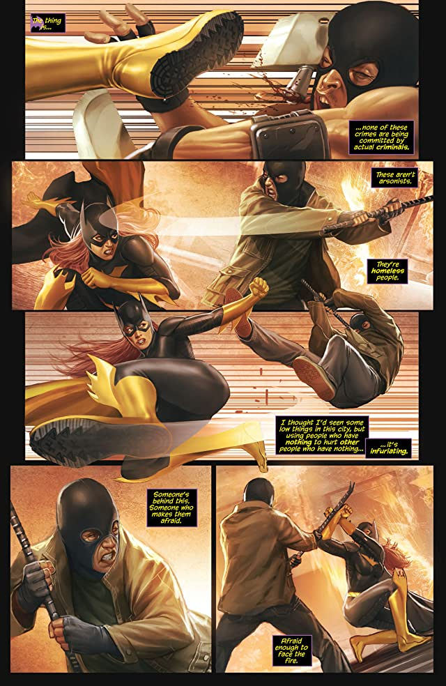 Batgirl (2011-) Vol. 3: Death of the Family