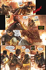 Batgirl (2011-2016) Vol. 3: Death of the Family