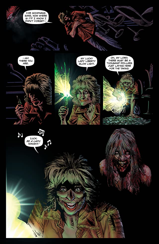 click for super-sized previews of Night of the Living Dead: Aftermath #6