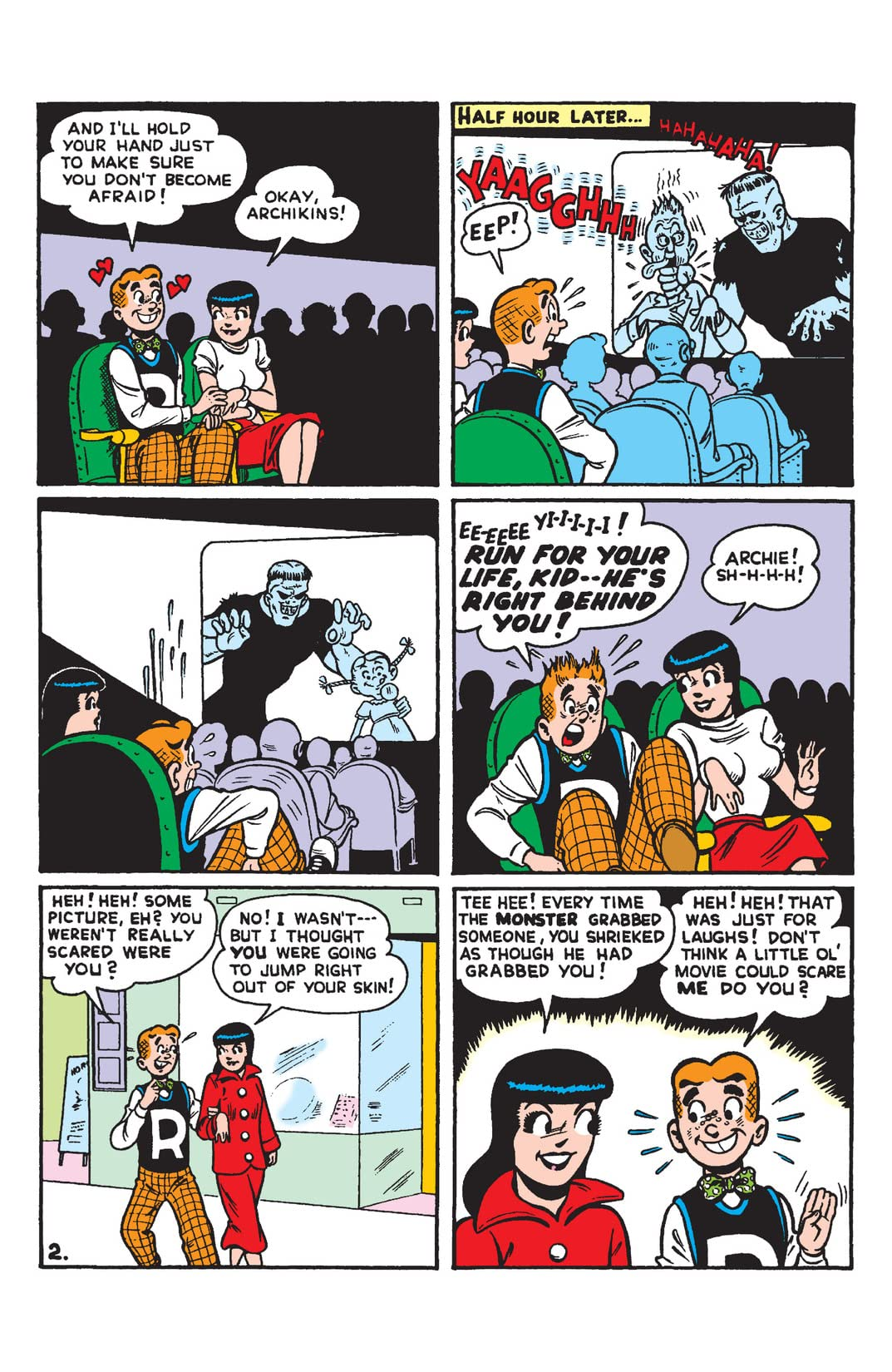 PEP Digital #39: Archie & Friends Movie Magic