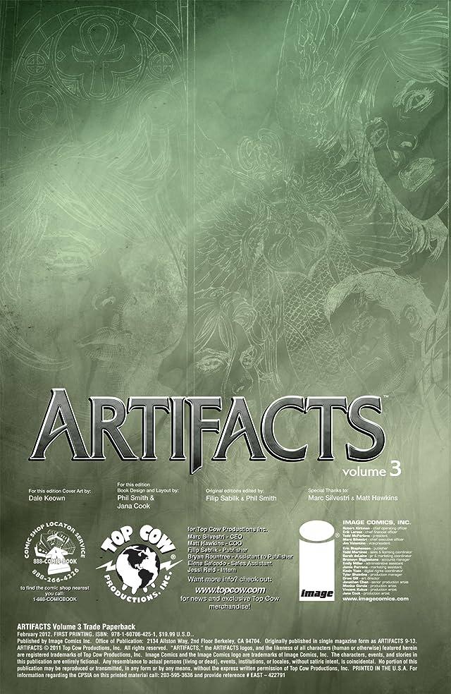 Artifacts Vol. 3