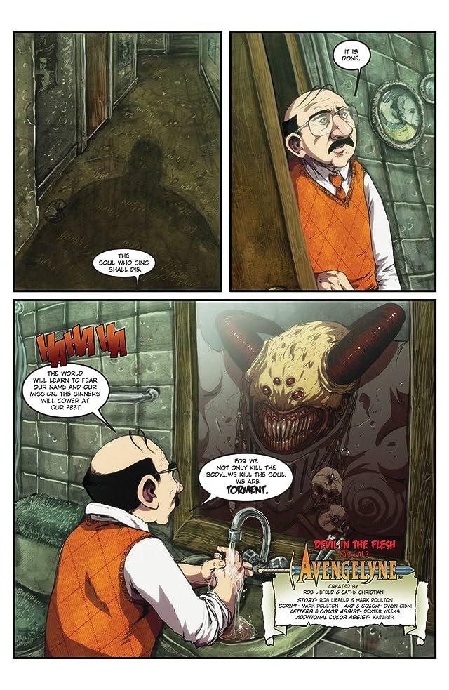Avengelyne Vol. 1: Devil In the Flesh