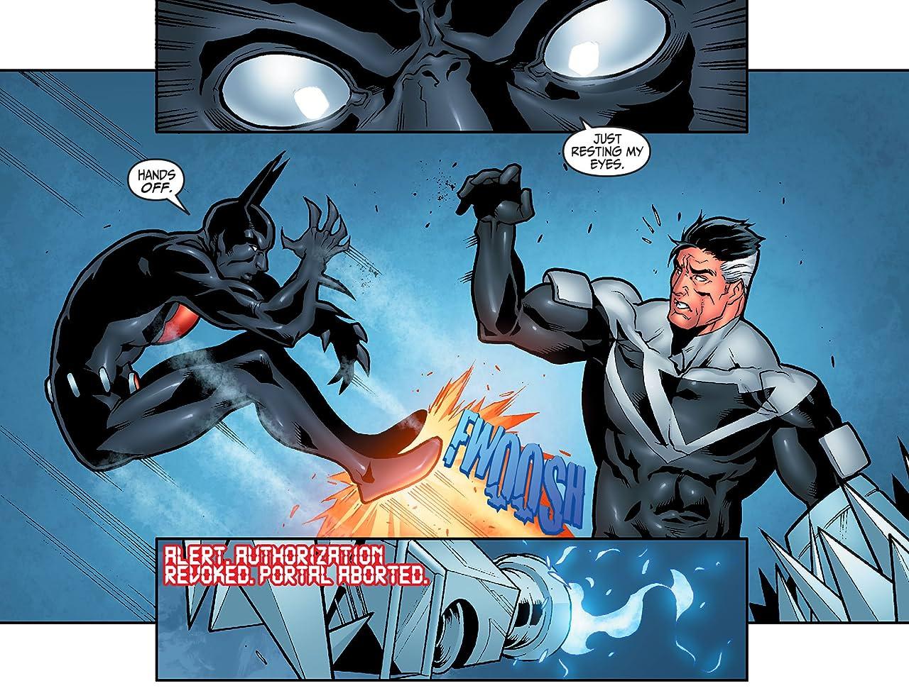 Justice League Beyond 2.0 (2013-2014) #6