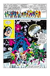 Marvel Super Heroes Secret Wars