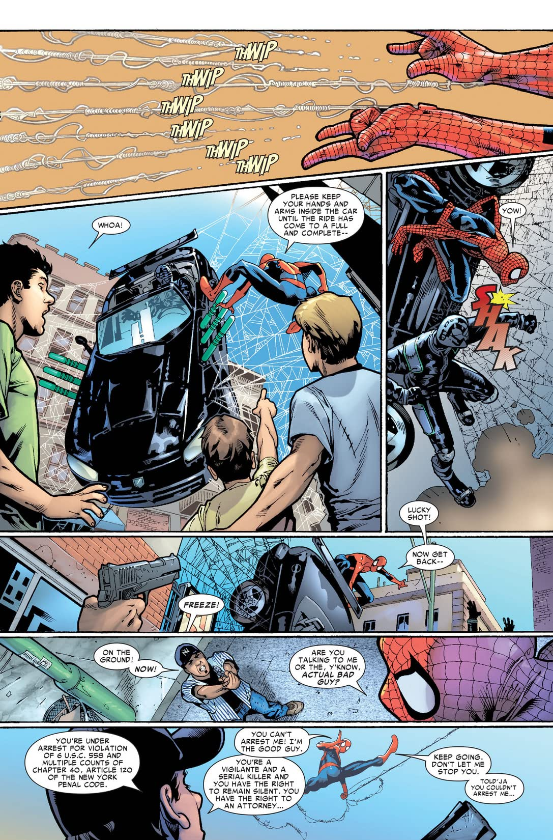 Spider-Man: Kraven's First Hunt