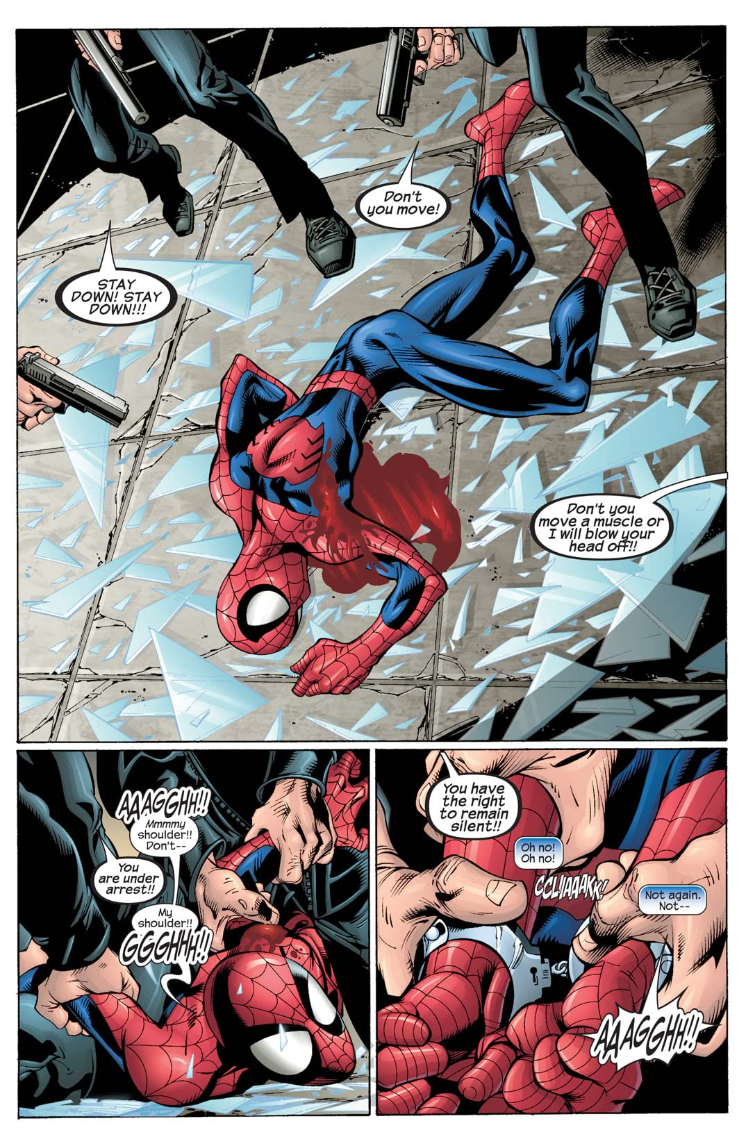 Ultimate Spider-Man (2000-2009) #30
