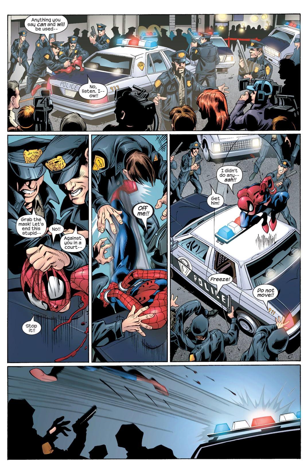Ultimate Spider-Man (2000-2009) #30