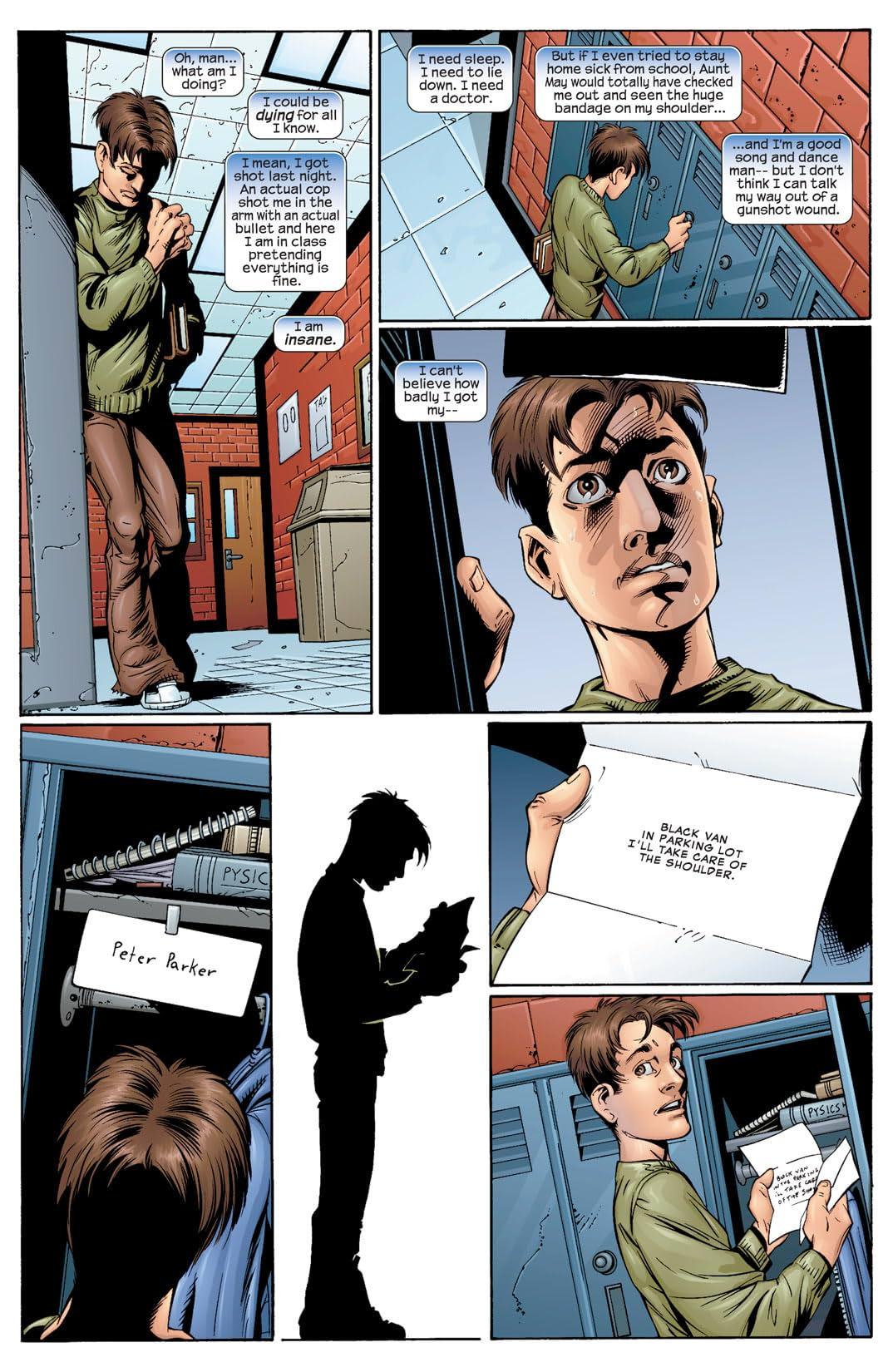 Ultimate Spider-Man (2000-2009) #31