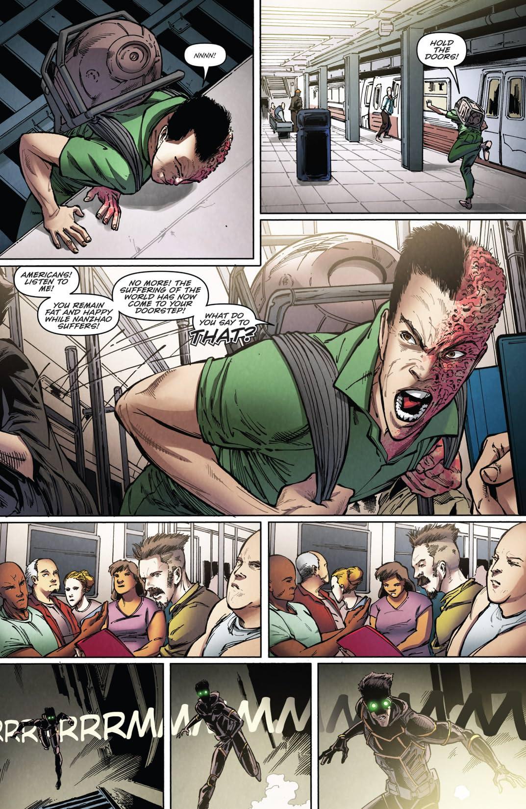 G.I. Joe (2013-2014) #9