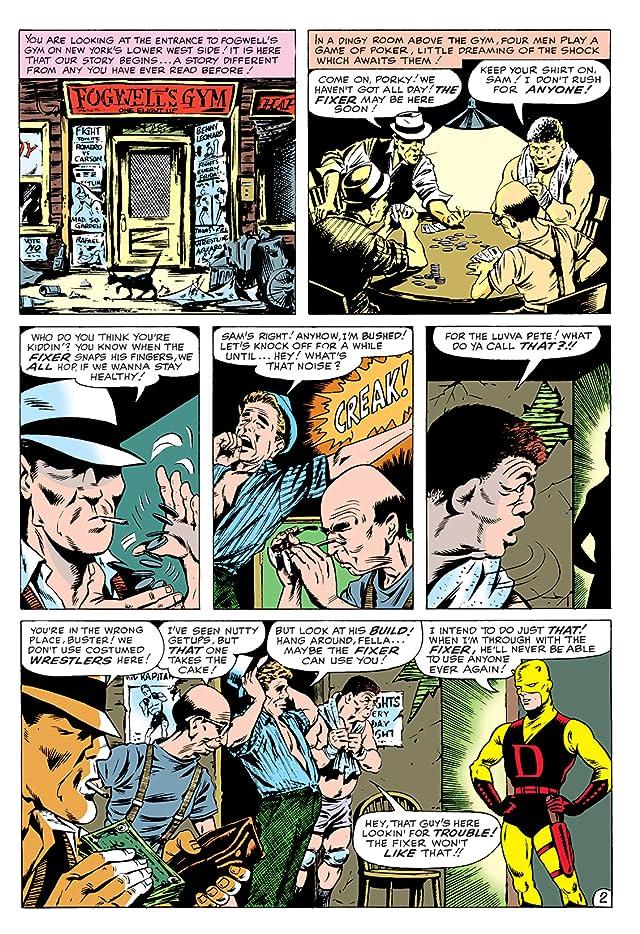 Daredevil Masterworks Vol. 1