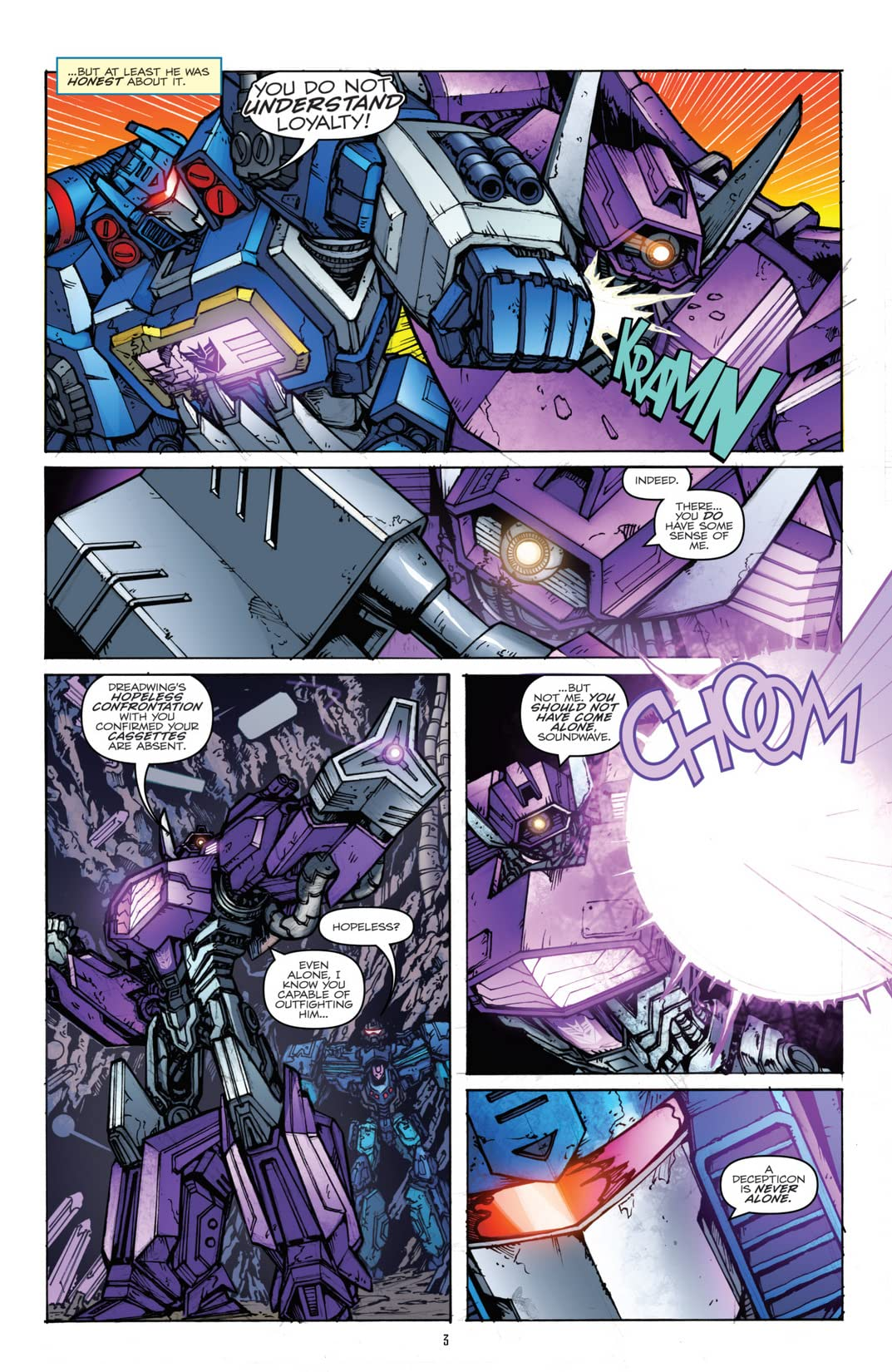 Transformers: Robots In Disguise (2011-) #22