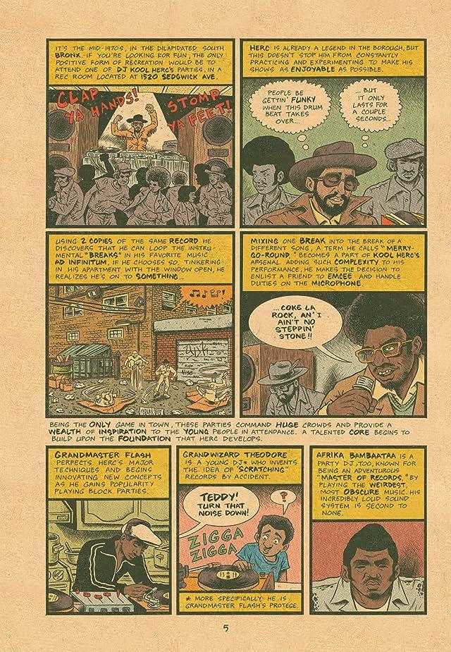 Hip Hop Family Tree Vol. 1