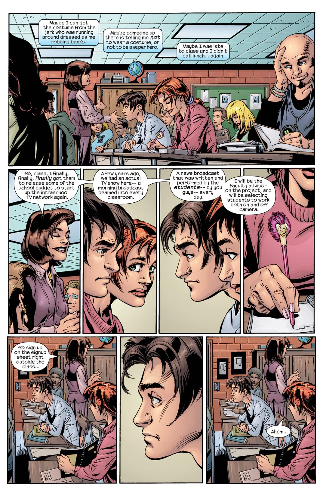 Ultimate Spider-Man Vol. 7: Irresponsible