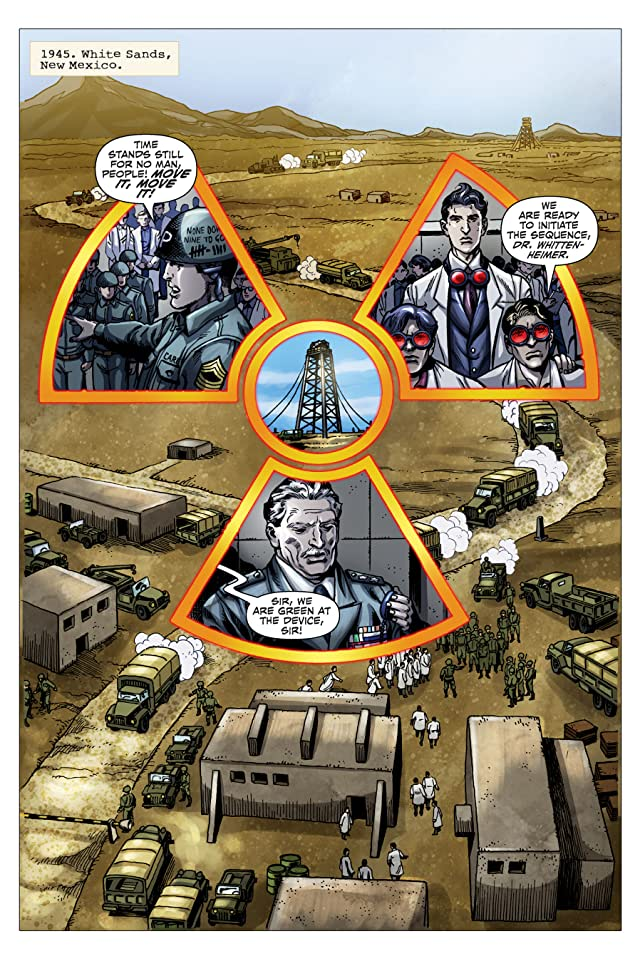click for super-sized previews of The Last West #1