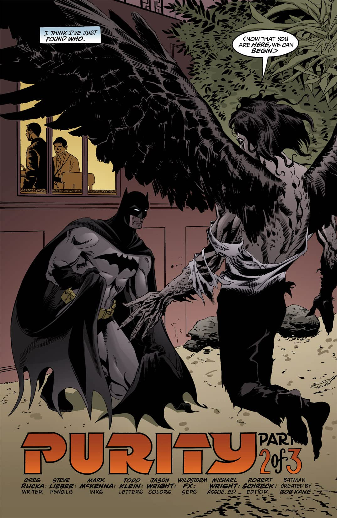 Detective Comics (1937-2011) #769