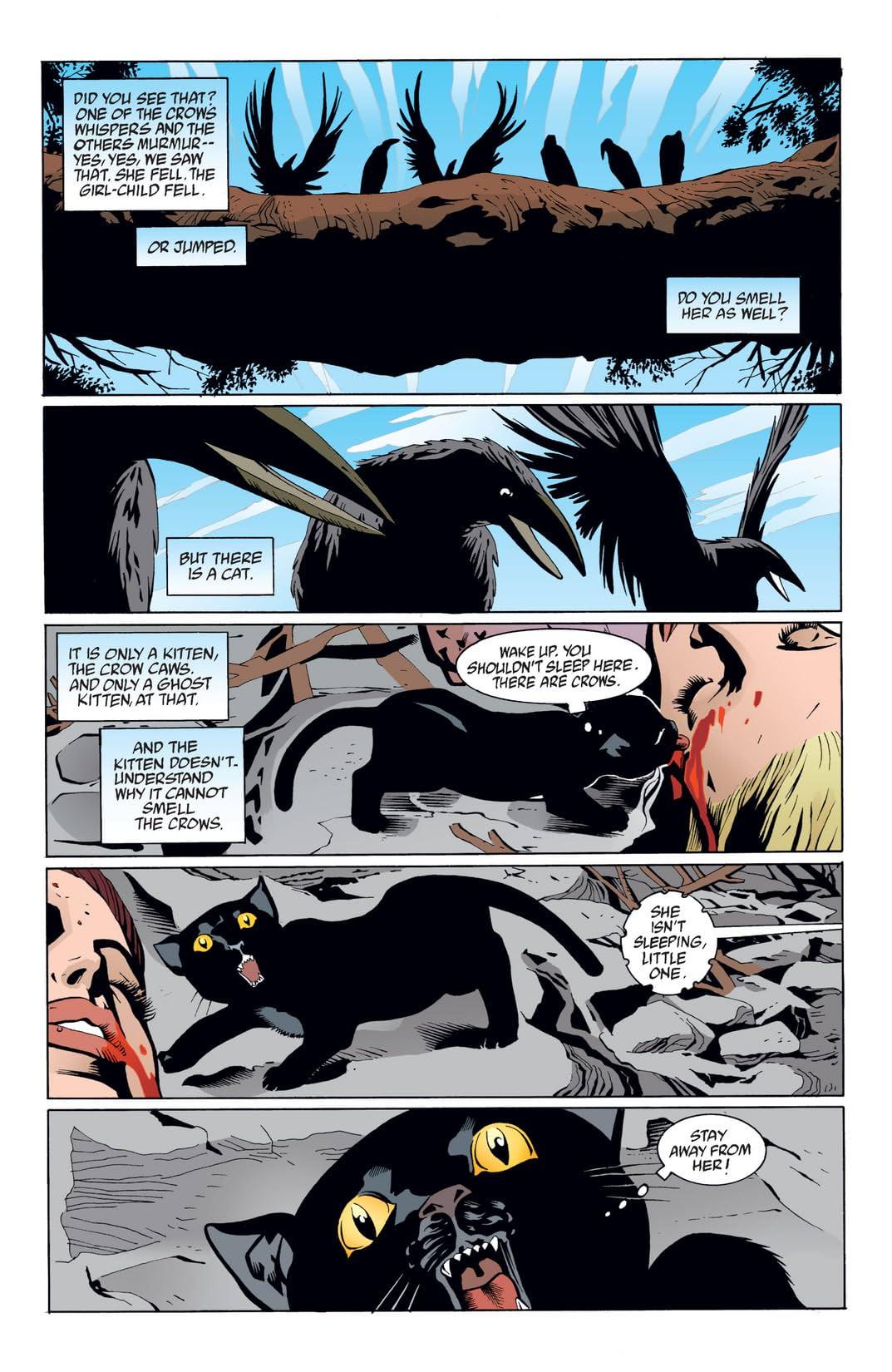 The Sandman Presents: Bast #2 (of 3)