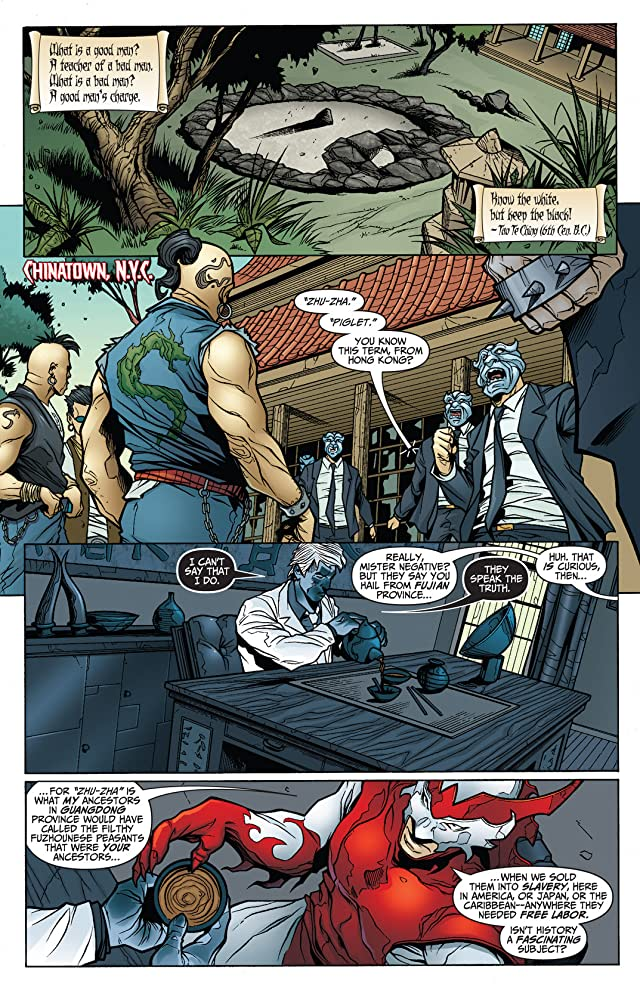 Dark Reign: Mister Negative #1 (of 3)