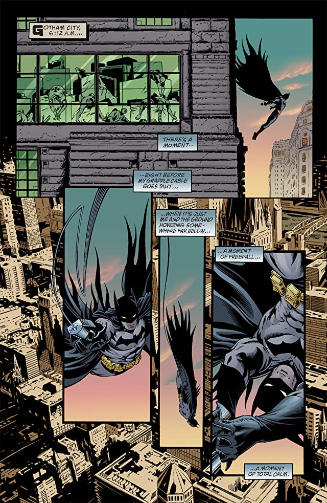 click for super-sized previews of Detective Comics (1937-2011) #784