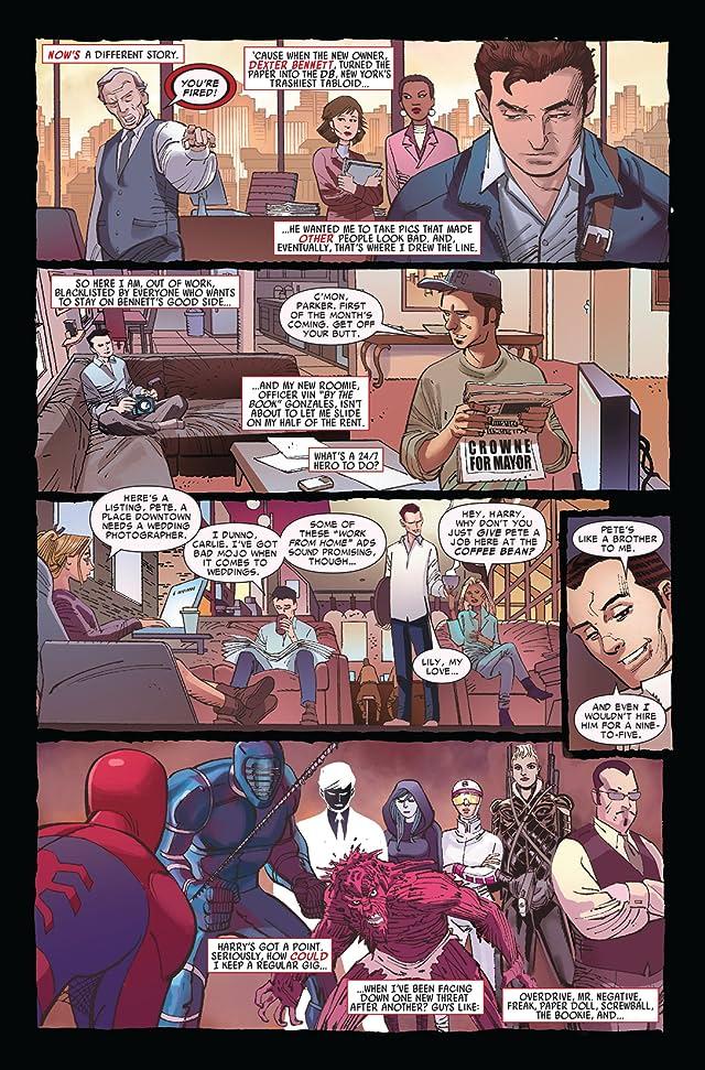 Spider-Man: New Ways To Die
