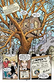 The Sandman Presents: The Deadboy Detectives #1 (of 4)