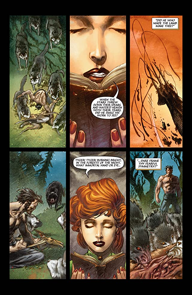 click for super-sized previews of Wolverine: Origin #5