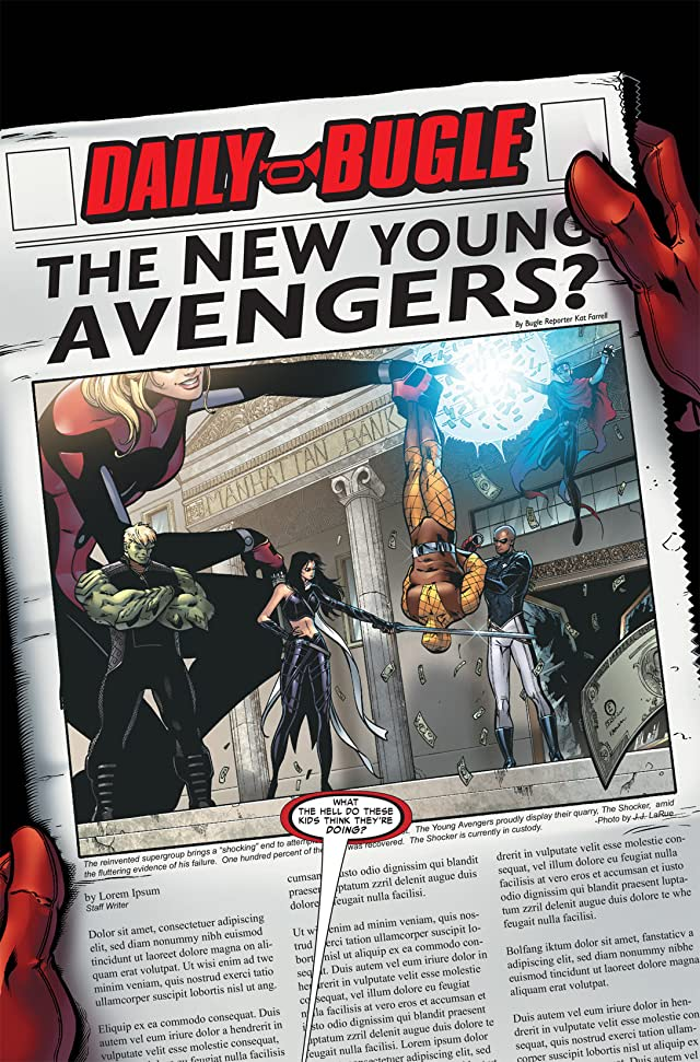 click for super-sized previews of Young Avengers (2005-2006) #7