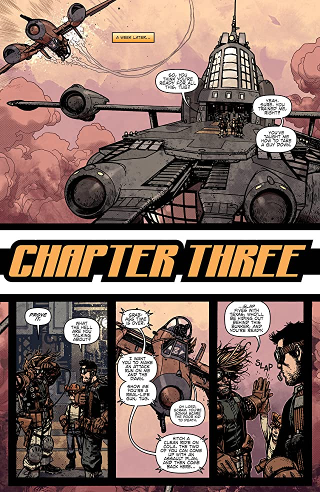 click for super-sized previews of Wild Blue Yonder #3