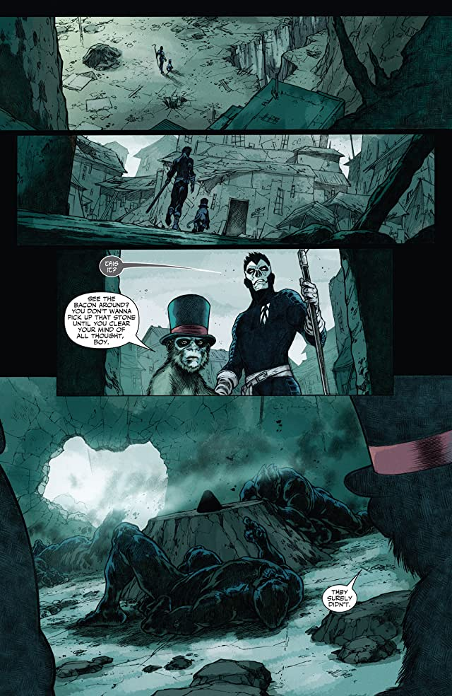 click for super-sized previews of Shadowman (2012- ) #12: Digital Exclusives Edition