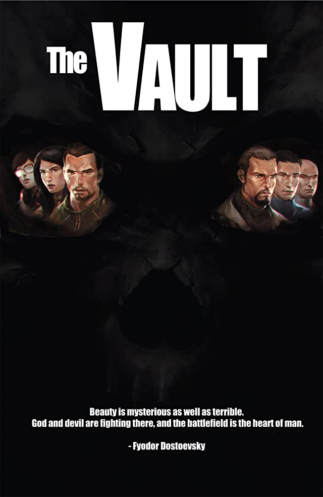 click for super-sized previews of The Vault Vol. 1