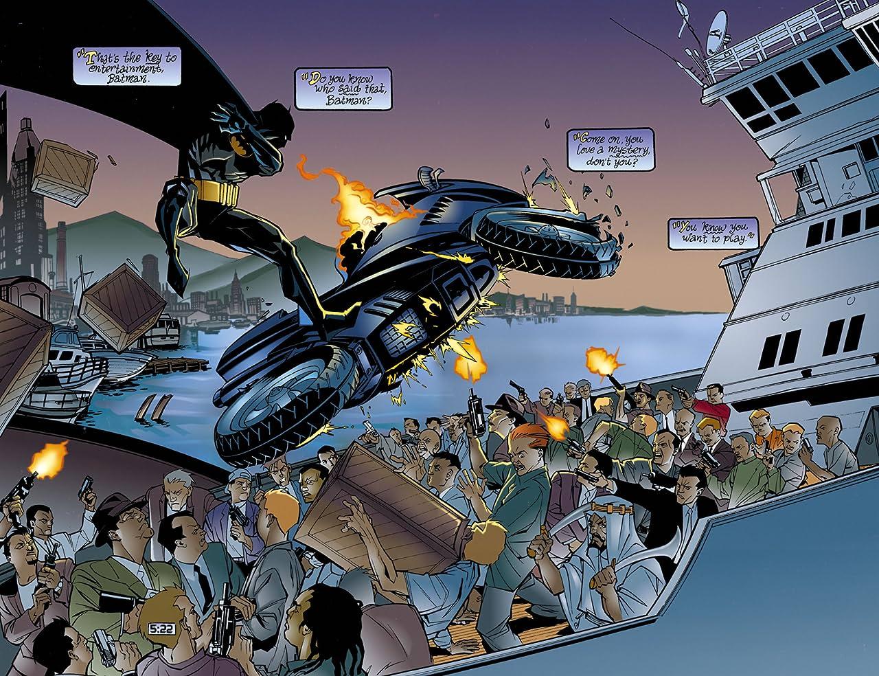 Detective Comics (1937-2011) #726