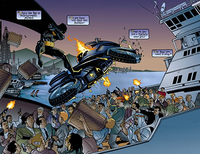 click for super-sized previews of Detective Comics (1937-2011) #726