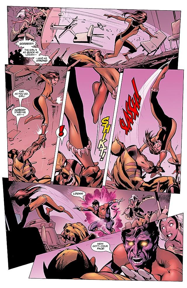 Uncanny X-Men (1963-2011) #451