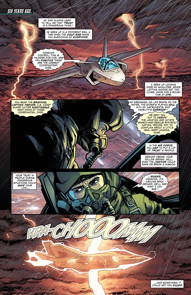 click for super-sized previews of Forever Evil: A.R.G.U.S. (2013-2014) #1 (of 6)