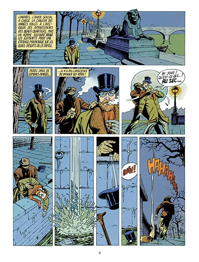 Harry Dickson Vol. 1: L'île des possédés