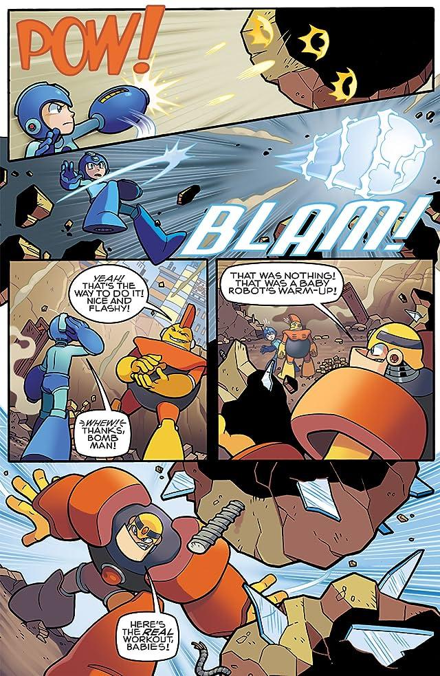 Mega Man Vol. 2: Time Keeps Slipping