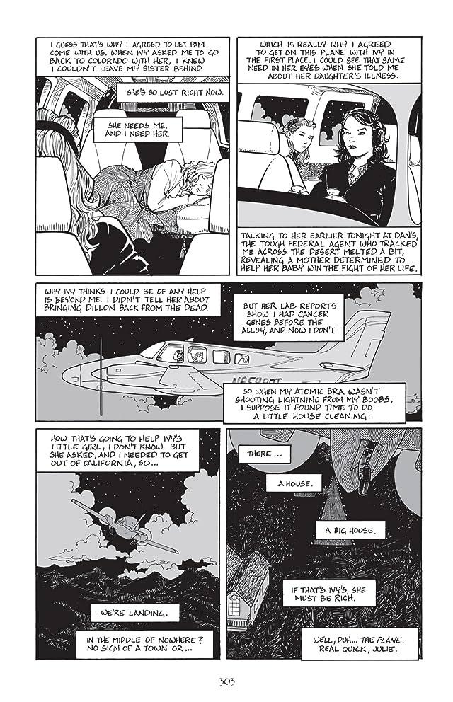 Terry Moore's Echo Vol. 4: Collider