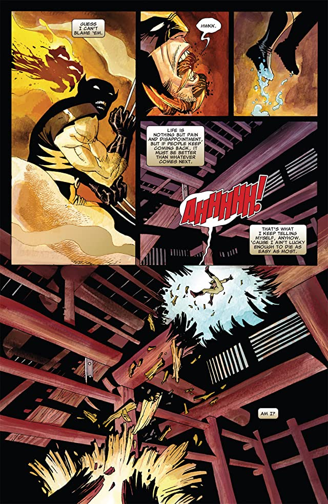 click for super-sized previews of Logan #2