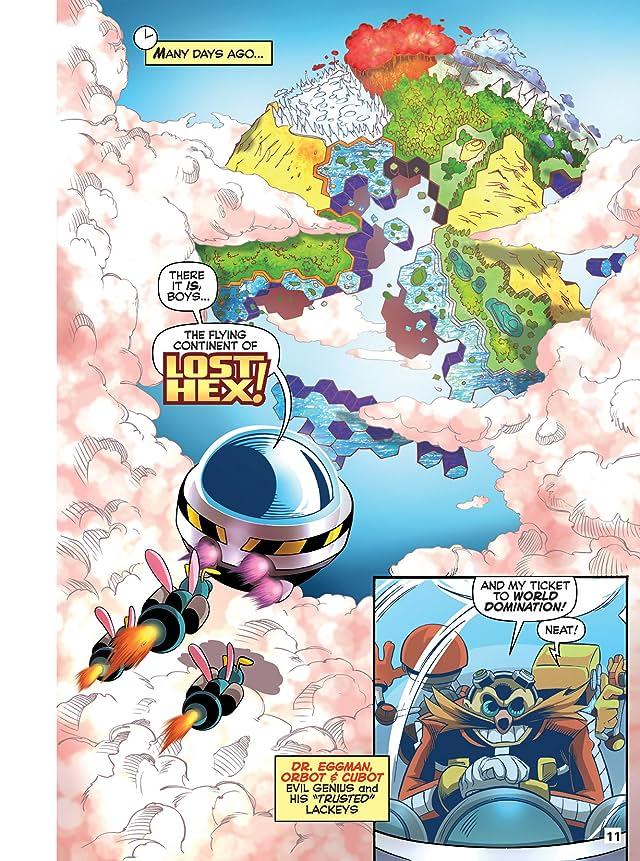 Sonic Super Special Magazine #9