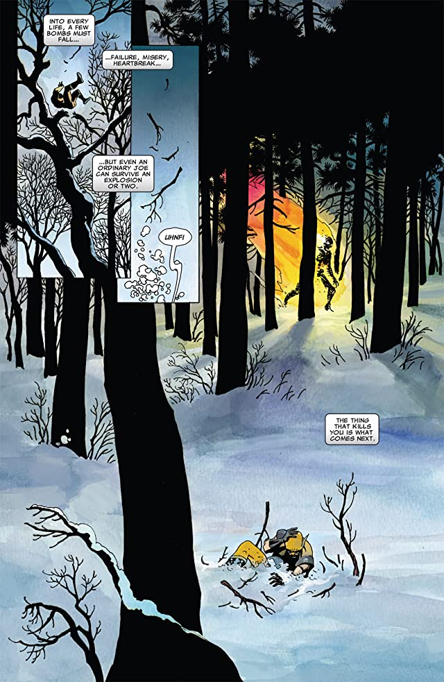 click for super-sized previews of Logan #3