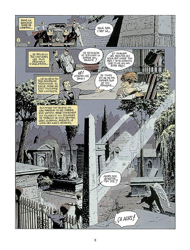 click for super-sized previews of Harry Dickson Vol. 4: L'Ombre de Blackfield