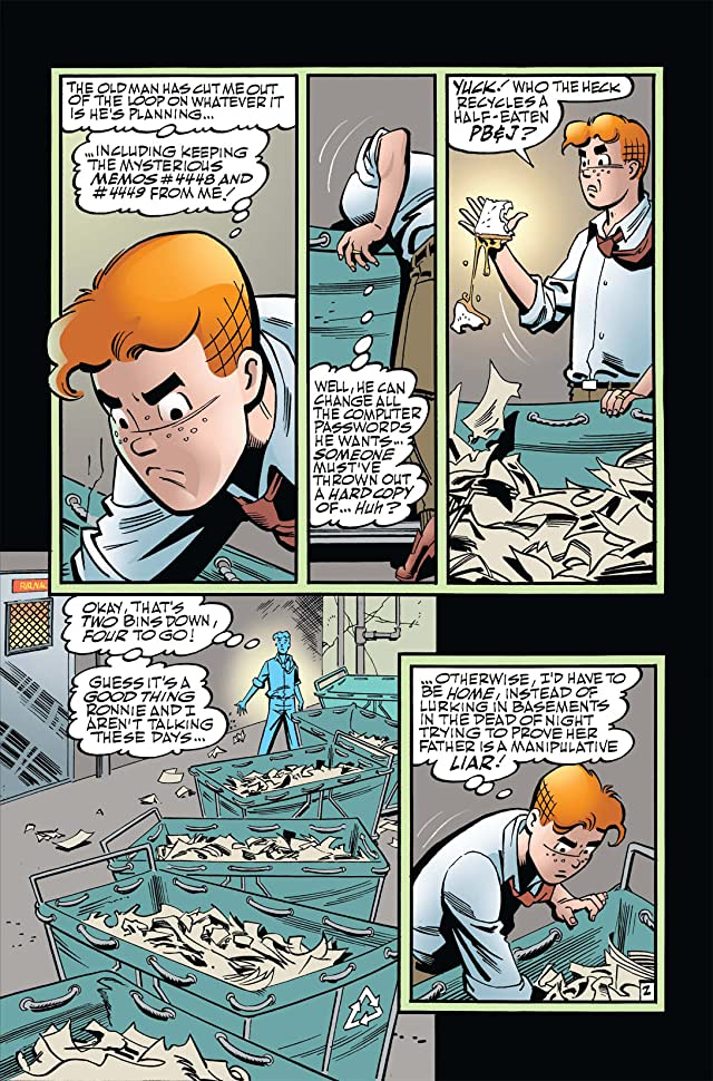 Life With Archie #5