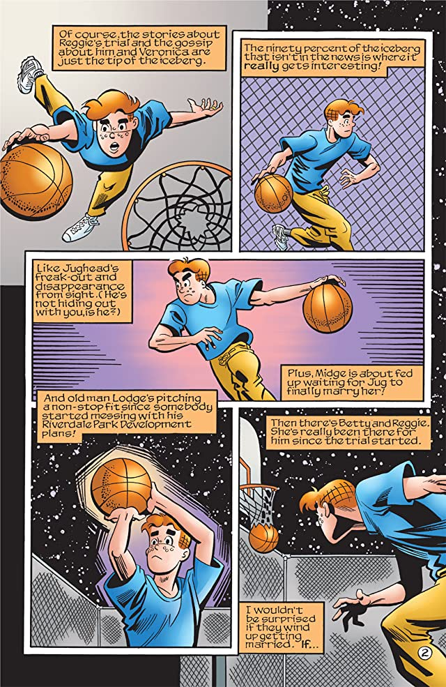 click for super-sized previews of Life With Archie #11
