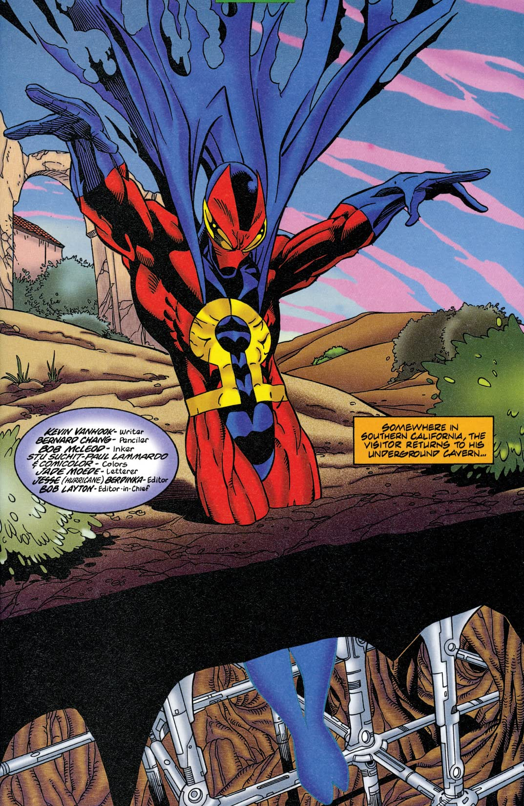 The Visitor (1995) #8