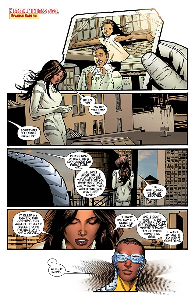 Mighty Avengers (2013-2014) #3