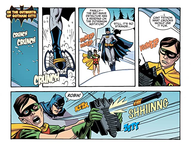 Batman '66 #18