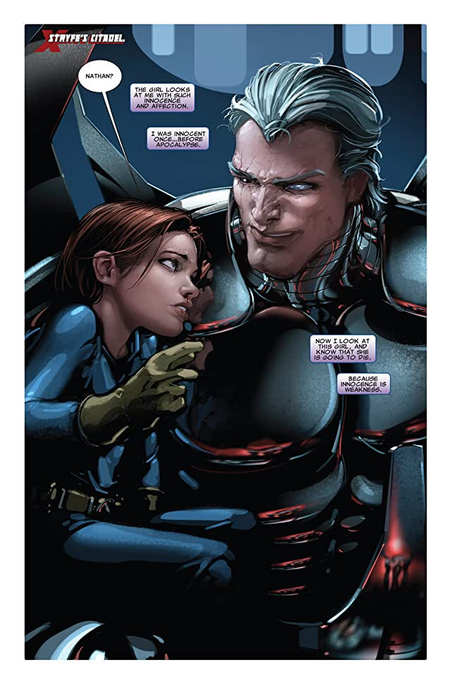 click for super-sized previews of X-Force (2008-2012) #15