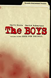The Boys Vol. 3: Good for the Soul