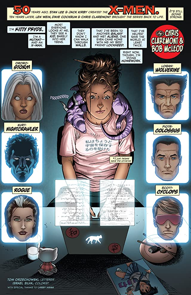 click for super-sized previews of X-Men: Gold #1